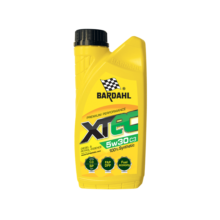 Bardahl XTEC 5W30 C3 1L Engine Oil