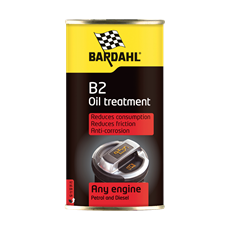 B2 OIL TREATMENT