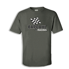 Bardahl Racing T-shirt Grijs